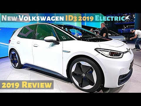 New VW ID3 2019 Review Interior Exterior