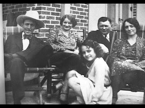 1534 Jimmie Rodgers and Carter Family - In The Jailhouse Now and Wildwood Flower