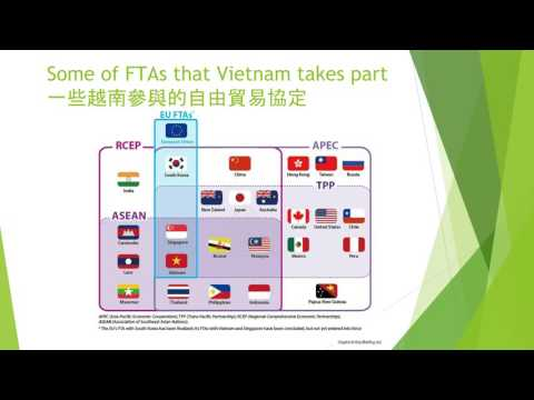 Small presentation practice - 5 engines that guarantee Vietnam's economic growth
