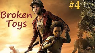 The Walking Dead -The Final Season- Broken Toys Part 4 ENDING    (Let's Play)