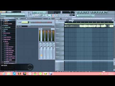 Changing The BPM Of A Vocal. FL Studio Tutorial [Fruity Loops Studio]