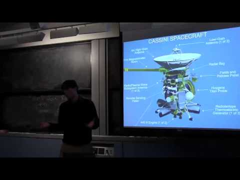 Spacecraft Systems Engineering Intro Class Part 4: Robotic Space Missions II