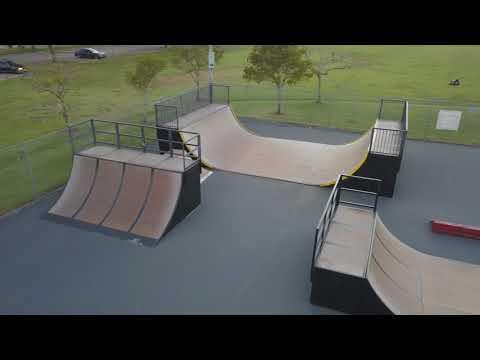 Betti Stradling Skatepark Coral Springs