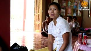 (Burmese subtitle) Villagers say no to the cement project in Hpa an Township, Karen State