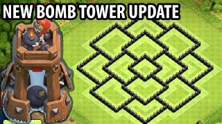 Clash of Clans - TH8 Farming Base + BOMB TOWER - Town Hall 8 Hybrid Base Anti 2 Star