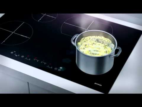 gorenje xtremepower induction hob youtube. Black Bedroom Furniture Sets. Home Design Ideas