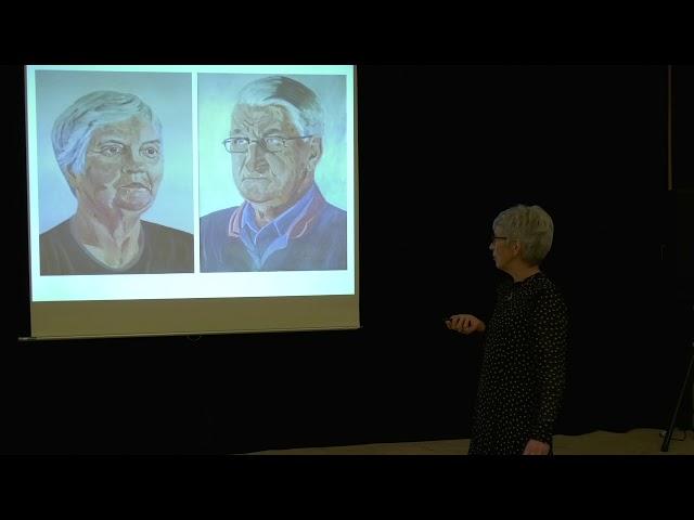 Foredrag Fra Skolepige til Billedkunstner del 2 af 2