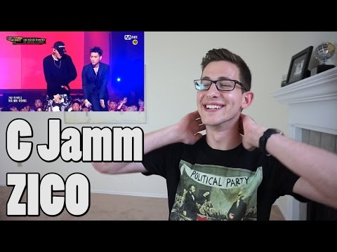 [SMTM5] C Jamm Beautiful (feat.ZICO) Reaction