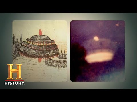 UFO Hunters: ALIEN SPACECRAFT SIGHTED IN FLORIDA (Season 2) | History
