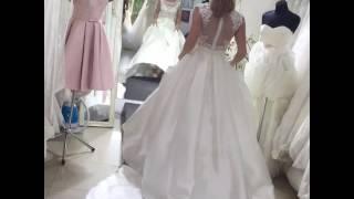 Плплатье нюд с атласом микадо