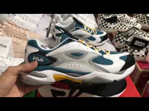 e9b2876fb Fila boveasorus 99 indonesia review - YouTube