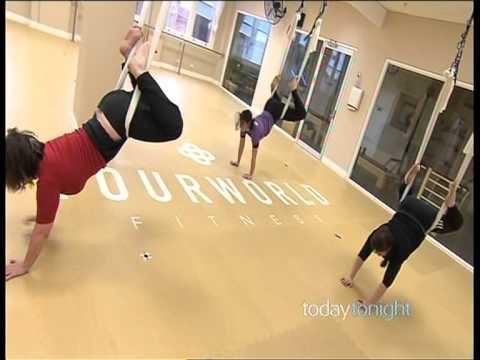 Your World Fitness - AntiGravity® Yoga