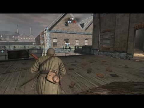 sniper elite v2 multiplayer CHINO CMC