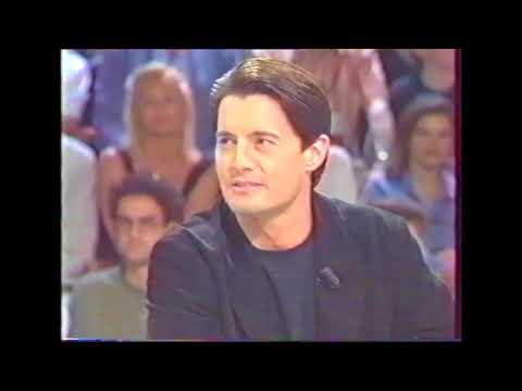 Kyle MacLachlan INTERVIEW EN DIRECT - 1994 -