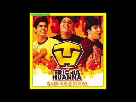 Trio da Huanna  - Volume 1 - CD Fuleragem 2005