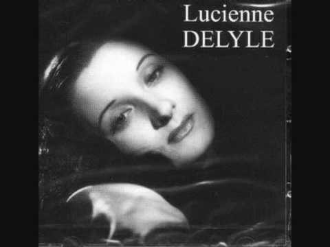 Embrasse moi - Lucienne Delyle