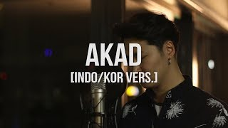 Video AKAD - PAYUNG TEDUH COVER VERSI KOREA download MP3, 3GP, MP4, WEBM, AVI, FLV Juni 2018