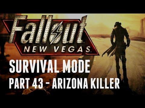 Fallout: New Vegas - Survival Mode - Part 43 - Arizona Killer