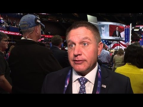 New York delegate praises Trump for national security policy