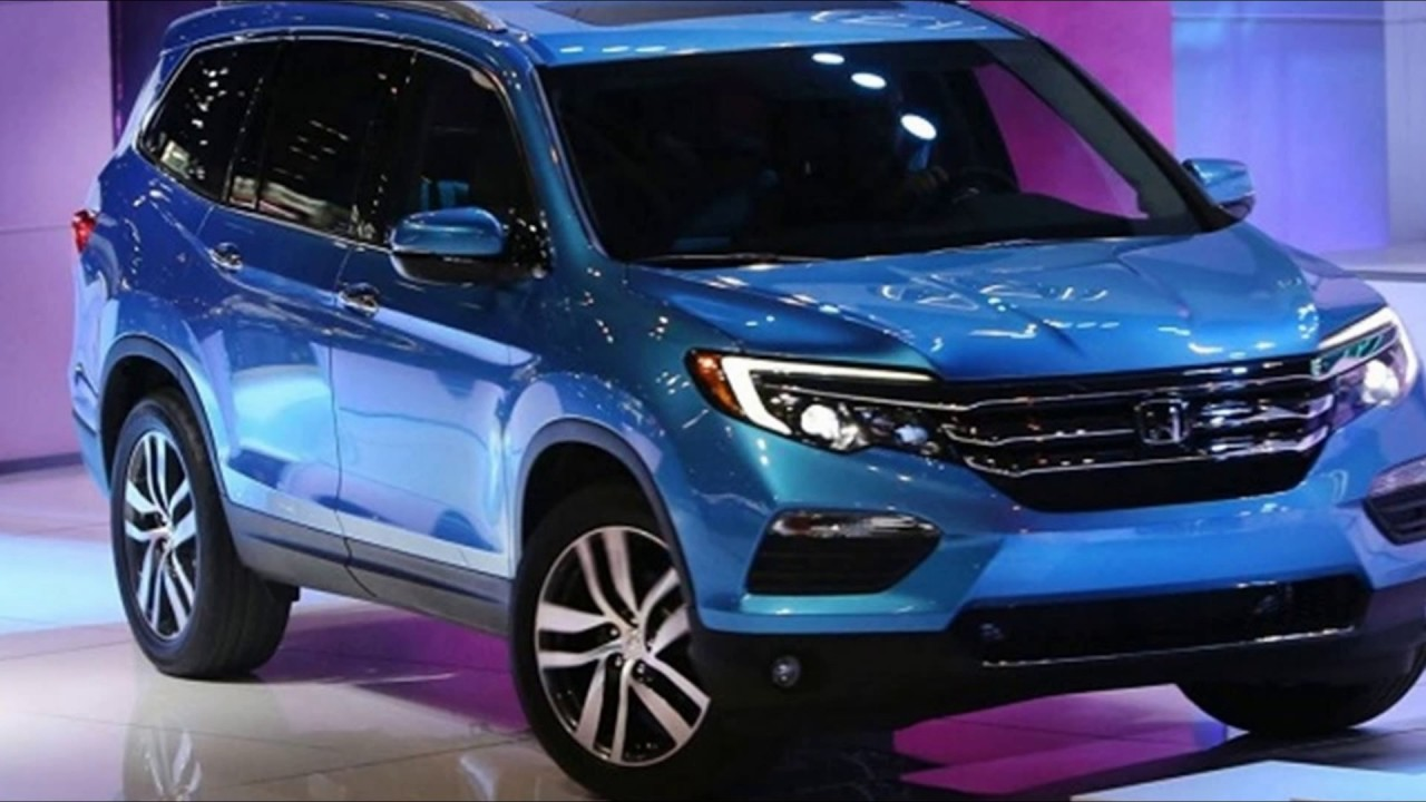 New Honda Pilot >> 2018 Honda All-NEW Pilot Elite - YouTube