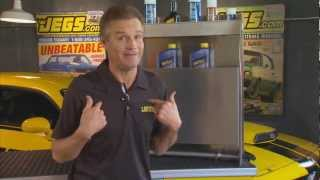 Jegs Aluminum Storage Cabinet Work Station For Garage Shop Trailer With Kenny Wallace