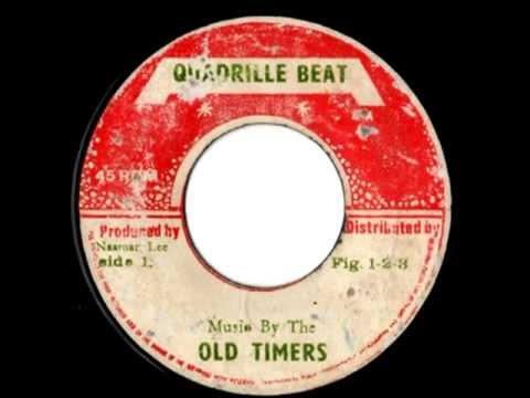 THE OLD TIMERS - Figure 123 + figure 456 (1972 Quadrille beat)