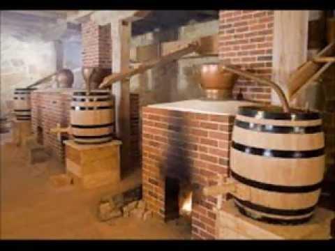 Whisky Recipes for Distilling