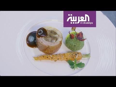 صباح العربية | طبق الأرنب المحشي بالفطر البري على طريقة الشيف ايلي  - نشر قبل 34 دقيقة