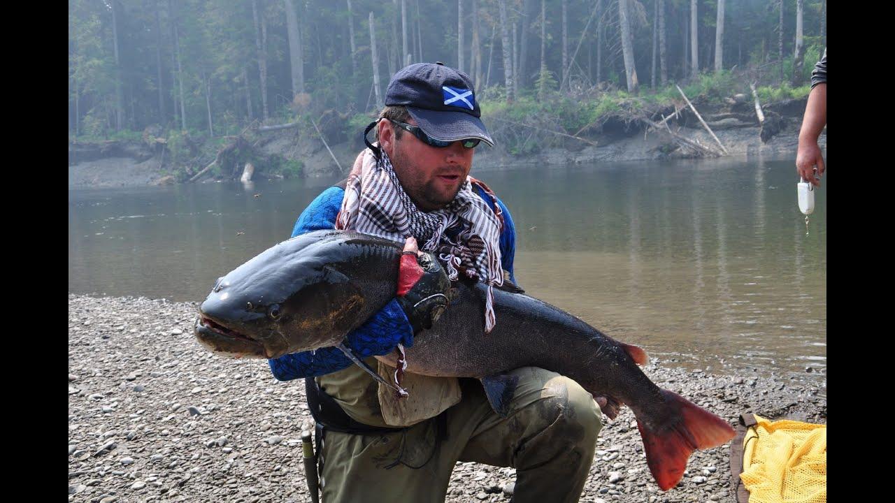 рыбалка на тайменя в иркутской области