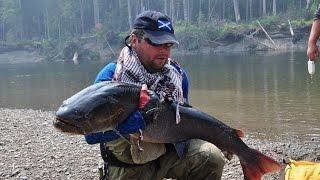 Горная рыбалка на реке Уда 2012 .avi(Видео отчет о рыбалке на реке Уда. В ролике есть съемки поимки тайменя на 22 кг., 2012-08-12T13:51:20.000Z)