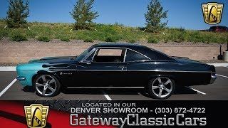 1966 Chevrolet Impala Now Featured In Our Denver Showroom #66-DEN