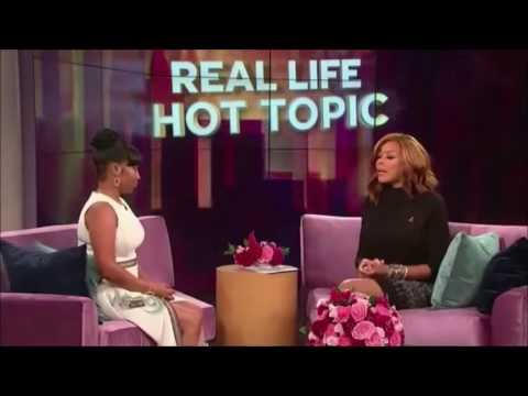 MICHEL' LE INTERVIEW | WENDY WILLIAMS