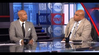 Inside The NBA - The crew on how far Bucks will go in the playoffs | January 21, 2019