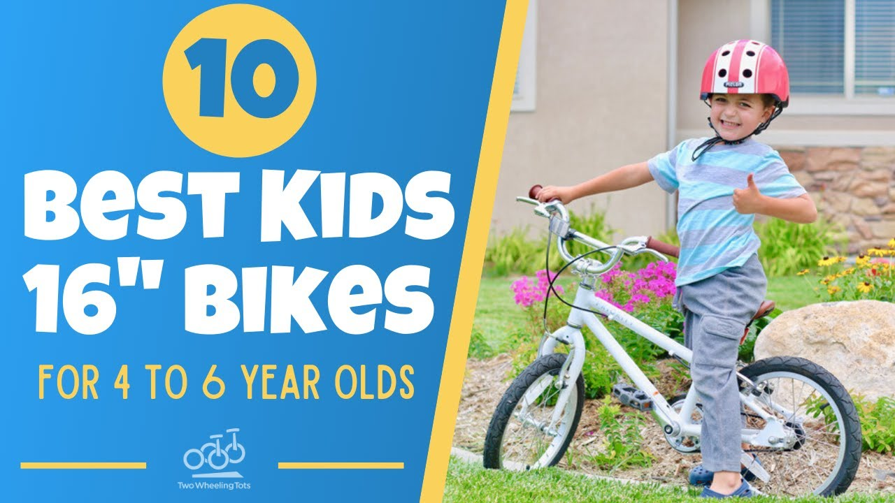 12 Best Bikes for 4, 5, & 6-Year-Olds: 2019 - Two Wheeling Tots
