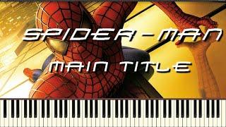 "Main Title ""Spider Man"" - Danny Elfman // Arr. Trumpetdude315"