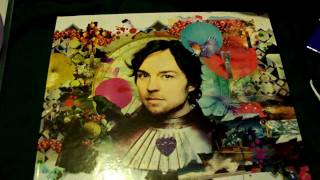 Darren Hayes Secret Codes And Battleships Collector's Edition Unboxing