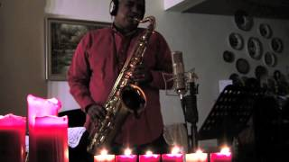 Lady | Kenny Rogers | Lionel Richie | Saxophone Cover | Stanley Samuel | Singapore | India