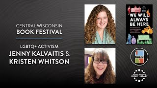 video thumbnail: LGBTQ+ Activism with Jenny Kalvaitis and Kristen Whitson