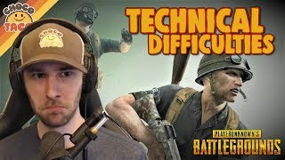 chocoTaco's Computer is Falling Apart - PUBG Gameplay
