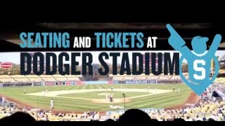 Seating and Tickets at Dodger Stadium