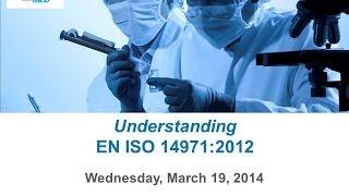 Understanding ISO 14971 2012