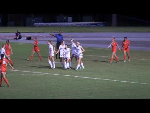 Women's Soccer: Sam Houston State Recap, Sept. 16