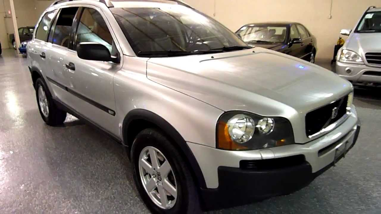 2006 volvo xc90 2 5l turbo awd 7 passenger 2083 sold youtube. Black Bedroom Furniture Sets. Home Design Ideas