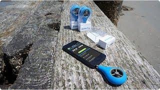WeatherFlow szélmérő iPhone, iPad és Android telefonokhoz