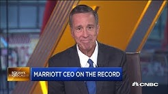 Marriott CEO on consumer confidence, the trade war impact on tourism and more