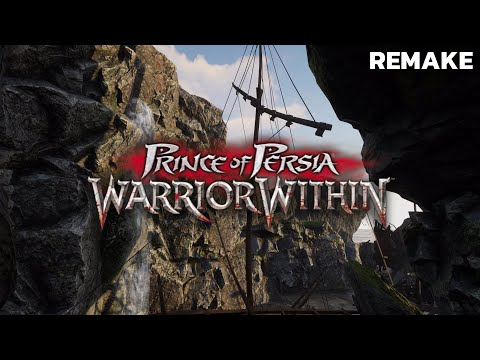 [REMAKE] Prince of Persia: Warrior Within [4K] - Unreal Engine 4
