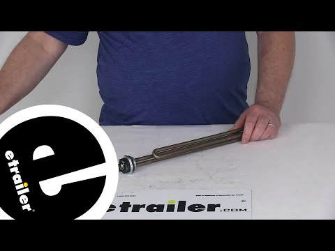 Etrailer | Review Of Camco RV Water Heaters - CAM02933