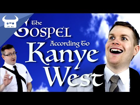 THE GOSPEL ACCORDING TO KANYE WEST | Dan Bull & The Slapdash Rapper