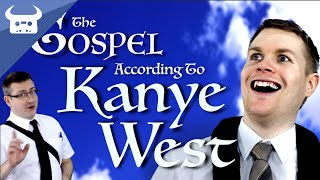THE GOSPEL ACCORDING TO KANYE WEST | Dan Bull & The Slapdash Rapper