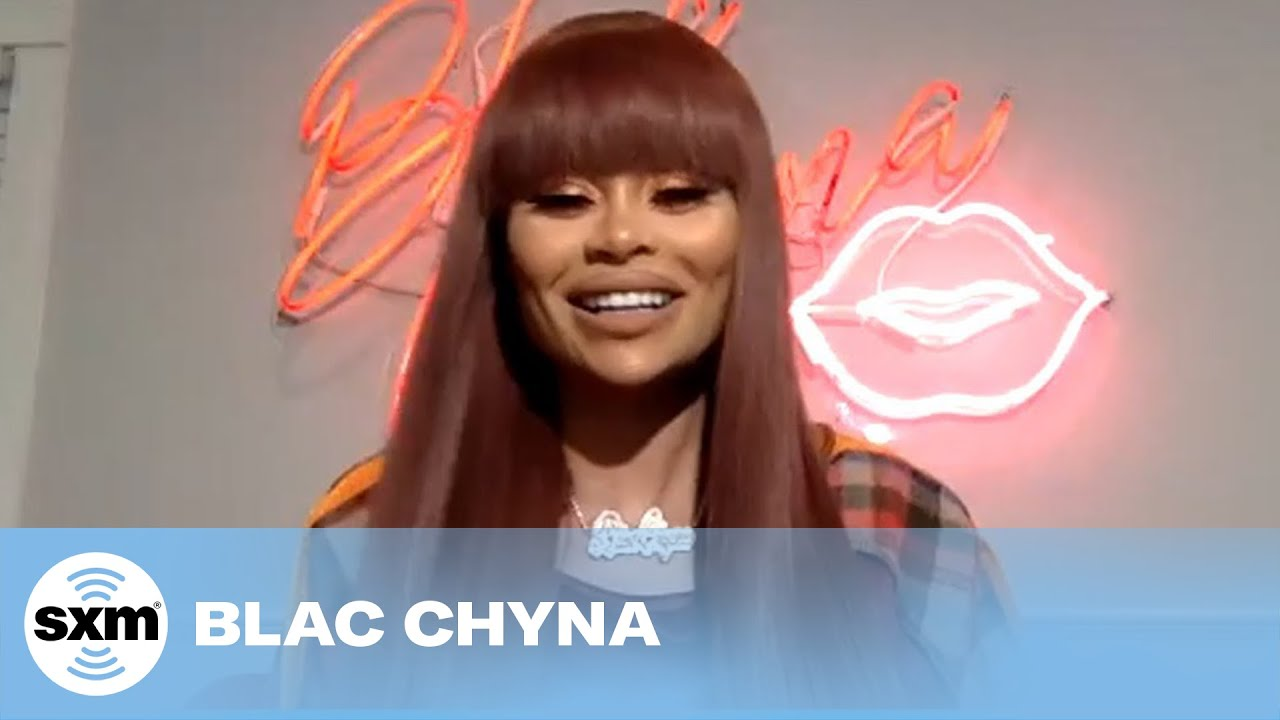 Blac Chyna on the Differences Between Being a Musician and Modeling